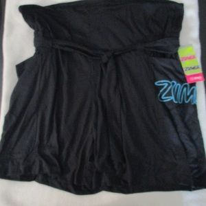 Women Shorts Zumba S Black